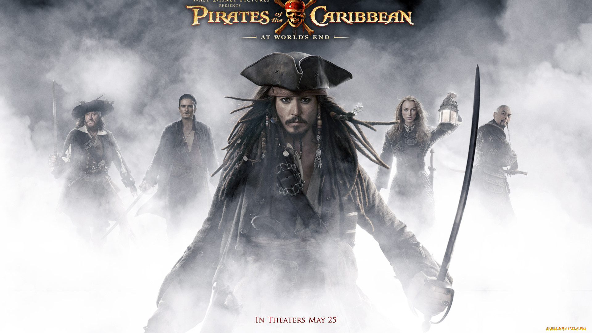 Caribbean christian movie pirate review